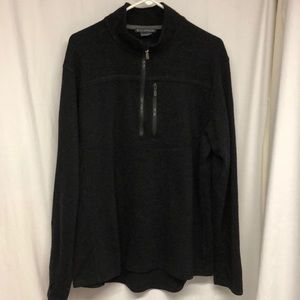 EX Officio XL CAMINETTO 1/4 ZIP Pullover Shirt